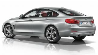 BMW Serie 4 Gran Coupe 2014 420i - 1