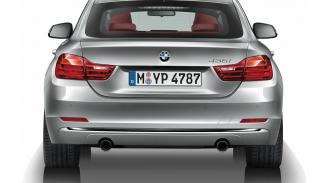 BMW Serie 4 Gran Coupe 2014 420i - 2