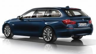 BMW Serie 5 Touring 2009 535dA xDrive - 1