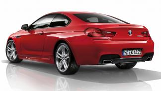 BMW Serie 6 Coupé 2011 640d xDrive - 1