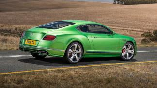 Bentley Continental GT Speed 2011 W12 GT - 1