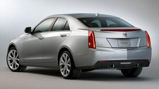 Cadillac ATS Sedan 2014 2.0 Turbo 276CV AWD Performance - 1