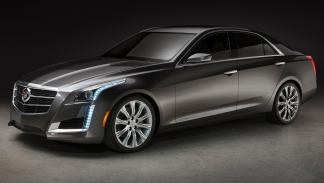 Cadillac CTS 2013 2.0 TURBO PERFORMANCE AUT. - 1