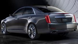 Cadillac CTS 2013 2.0 TURBO PERFORMANCE AUT. - 3