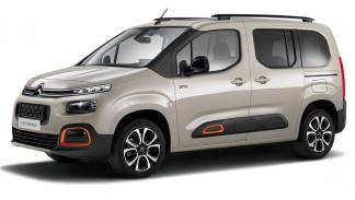 Citroën Berlingo 2018 Talla M PureTech 110 Feel 7P - 1