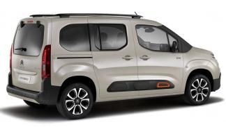 Citroën Berlingo 2018 Talla M PureTech 110 Feel 7P - 2