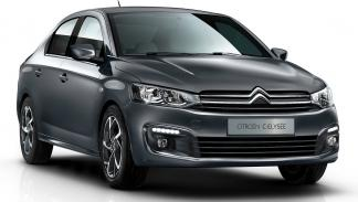 Citroën C-Elysée 2013 VTi 72 ETG Seduction - 1