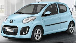 Citroën C1 3P 2012 1.2 VTI 82CV Feel - 1
