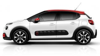 Citroën C3 5P 2017 BlueHDi 100 Feel - 1