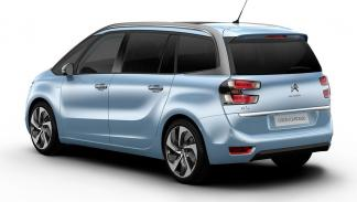 Citroën C4 Grand Picasso 2014 BlueHDi 150 Intensive - 1