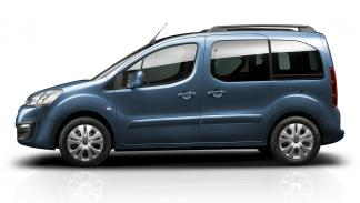 Citroën Berlingo Multispace 2016 BlueHDi 75 Multispace Feel - 1