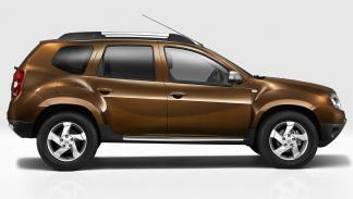 Dacia Duster 2010 Ambiance dCi 110 (4x4) - 1