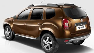 Dacia Duster 2010 Ambiance dCi 110 (4x4) - 2