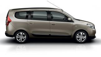Dacia Lodgy 2012 - 1