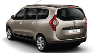 Dacia Lodgy 2012 - 2