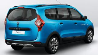 Dacia Lodgy 2016 1.5 dCi 90CV Stepway 5 Plazas - 2