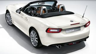 Fiat 124 Spider 2015 1.4 MultiAir 140CV Spider Base - 2