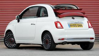 Fiat 500C 2016 0.9 Turbo TwinAir 105CV Lounge - 1