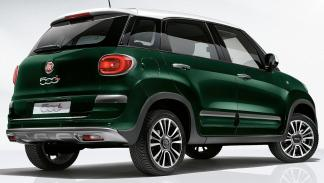 Fiat 500L Cross 2017 1.3 Multijet 95CV Dualogic - 2