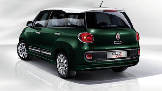 Fiat 500L Living 2013 1.3 MultiJet 85CV Pop Star - 1