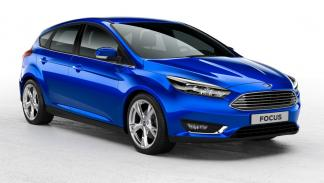 Ford Focus 5P 2017 1.0 EcoBoost 125CV PowerShift Trend+ - 1