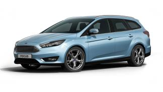 Ford Focus Sportbreak 2017 - 1