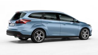 Ford Focus Sportbreak 2017 - 2