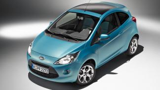 Ford Ka 2009 1.2 Duratec Urban - 1