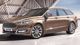 Ford Mondeo Vignale SportBreak 2012 2.0 EcoBoost 240CV PowerShift - 1