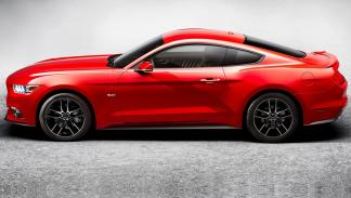 Ford Mustang Fastback 2015 2.3 EcoBoost 314CV Automático - 1