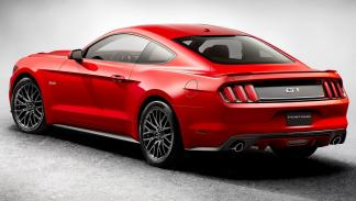 Ford Mustang Fastback 2015 2.3 EcoBoost 314CV Automático - 2