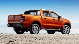 Ford Ranger 2012 3.2TDCI 4X4 DOBLE CABINA XLT WILDTRACK AUTO - 1