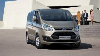 Ford Tourneo Custom 2015 - 1