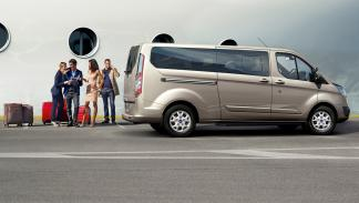 Ford Tourneo Custom 2015 - 2