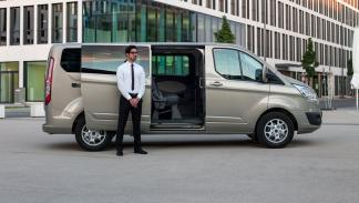 Ford Tourneo Custom 2015 - 3