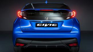 Honda Civic 5P 2014 1.6 i-DTEC 120CV Executive - 2