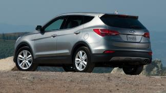 Hyundai Grand Santa Fe 2012 2.2 CRDi 4X4 AT Style Brown - 2