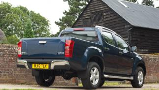 Isuzu D-Max 2012 Single Satellite 4X4 M/T - 1