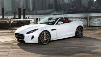Jaguar F-Type Roadster R 2013 - 1