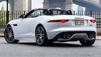 Jaguar F-Type Roadster R 2013 - 2