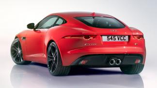 Jaguar F-Type Coupe 2013 2.0 i4 Turbo 300CV Automático - 2