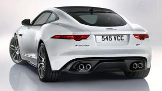 Jaguar F-Type Coupe R 2013 5.0 V8 Supercharged 550CV AWD - 2