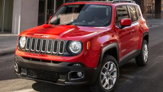 Jeep Renegade 2014 1.4 MultiAir 140CV Limited - 1