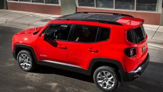 Jeep Renegade 2014 1.4 MultiAir 140CV Limited - 2