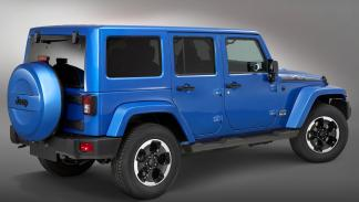 Jeep Wrangler Unlimited 2007 2.8 CRD SPORT - 1