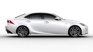 Lexus IS 2013 300h Hybrid Plus Safety (Ébano gris) - 1