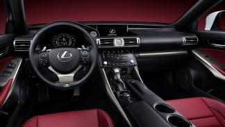 Lexus IS 2013 300h Hybrid Plus Safety (Ébano gris) - 3