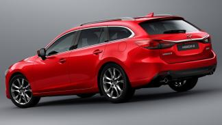 Mazda Mazda6 Wagon  2012 2.2 DE 150CV Style Pack Safety AT - 2