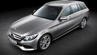 Mercedes Clase C Estate 2014 450 AMG 4Matic - 1