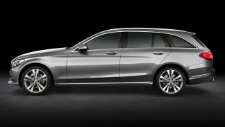 Mercedes Clase C Estate 2014 450 AMG 4Matic - 2